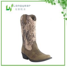 Lady Leather Western Cowboy Boots - Buy Leather Western Cowboy Boots,Western Cowboy Boots,Ladywestern Boots Product on Alibaba.com