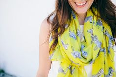 Kendi Everyday: just fabulous <-- absolutely adore this scarf!