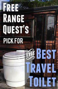 Range Quest's toilet