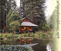 Nestldown - wedding venue