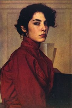 Magnificent look (Sheila Metzner)