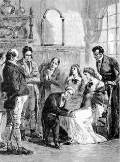 Spiritualism by Susan Macatee: Although the Victorian era was a time of scientific discovery and technological advances, the Victorians seemed to be obsessed by the supernatural. Many people believed in ghosts, fairies, physic phenomena and telepathy. They also thought it possible to communicate with the dead.  susanmacatee.wordpress.com