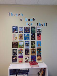librari bulletin, books, english for middle school, bulletin boards, school stuff, middle school classroom theme, display, educ, school idea