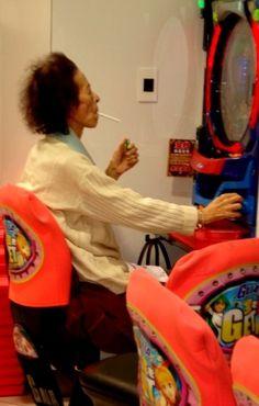 TOKYO - Pachinko Gambling / Gaming Machine