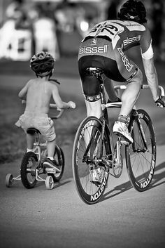 I will ride bikes with my son/daughter.