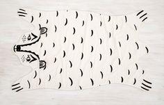 Heirloom Bear Blanket by romawinkel on Etsy, $145.00