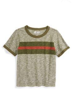 Tucker + Tate 'Rusty' Space Dye T-Shirt (Little Boys)   Nordstrom
