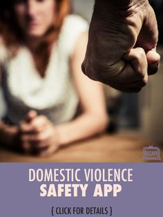 using smart phone app to help with dating violence