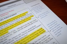 Close reading teaching tips