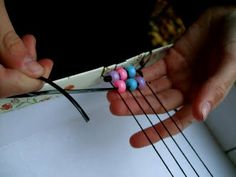 Bead Weaving With Children : KiDOinfo: parents and kids, providence and beyond