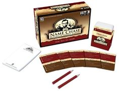 Name Chase by Discovery Bay Games, http://www.amazon.com/dp/B001G0JOCI/ref=cm_sw_r_pi_dp_qKQXpb1P4GQQG