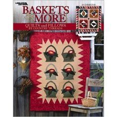 Leisure Arts - Baskets and More, $5.00 (http://www.leisurearts.com/products/baskets-and-more.html)