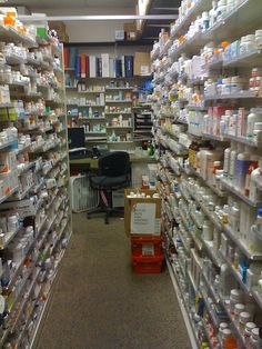 Life of a Pharmacy Tech! Counting pills all day ....