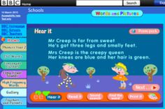 Poetry and Poem Websites and Apps for Kids