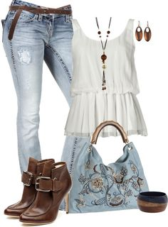 """""""Untitled #452"""" by johnna-cameron on Polyvore"""