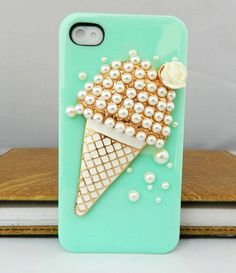 iPhone+4S+Cases+For+Girls | Crystal: Ice-cream Cute iPhone 4/4S Cases for Girls - iPhone Cases