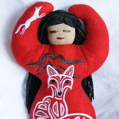 Goddess Doll - Inari, Goddess of Fertility and Hospitality  (In desperate longing for her....)