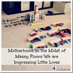 To The Mamas Who Clean Up Messes For a Living | 4tunate.net