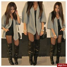 Sexy fall outfit