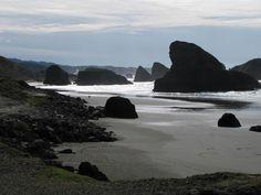 South Oregon Beaches