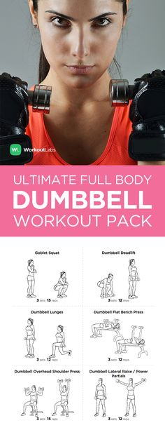 Visit https://WorkoutLabs.com/workout-packs/ultimate-full-body-dumbbell-workout-pack-for-men-women to download this Ultimate Full Body Dumbbell Workout Pack for Men & Women