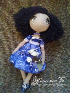 bambola - cartamodello e tutorial