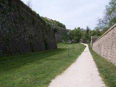 Walls of Pamplona - Larrasoana to Pamplona
