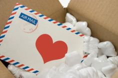 Tips for packaging and sending baked goods overseas.