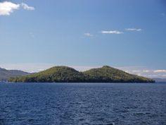 Rattlesnake Island Lake Winnipesaukee