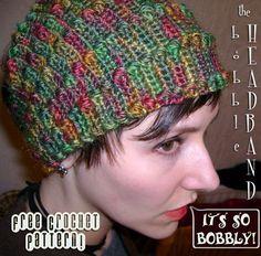 The Bobble Headband