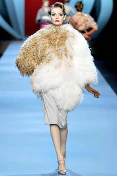 John Galliano for Dior Haute Coture PE 2011 the style to wish for