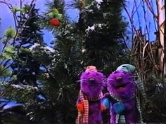 David LOVED this show ;)  ▶ Bear in the Big Blue House - A Berry Bear Christmas Part 2 - YouTube