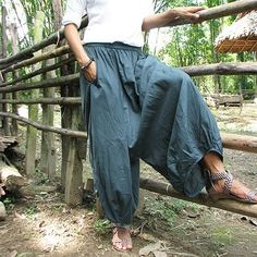 Big pants. #style, #fashion
