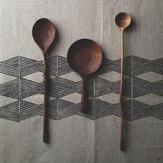 patterns, geometr pattern, backgrounds, blog, beauti hous, ariel alasko, design, wooden spoons, ariele alasko