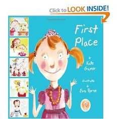 First Place - A story book helping kids to understand cleft palate & cleft lip, and the accompanying speech impediments.