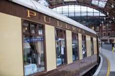 The Belmond British Pullman Train: Info, Tips, & Lots of Photos