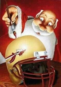 Merry Christmas  Nole nation