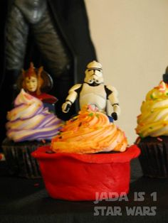 My baby girl's STAR WARS 1st Birthday Party  more pics here
