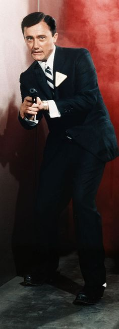 Robert Vaughn--The Man From U.N.C.L.E.