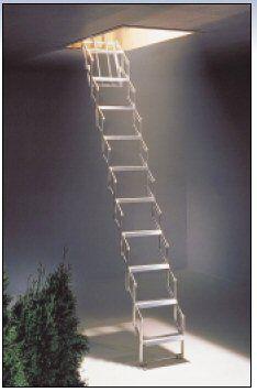 telesteps loft ladder instructions