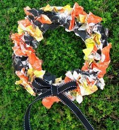 holiday, happi octob, halloween craft, gs idea, paint colors, chang paint, halloween wreaths, kid crafts