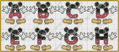Mickey alpha 1 of 4