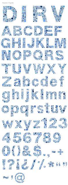 Volume 3 Type02 font