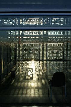 Arab Institute in Paris by Jean Nouvel