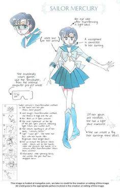 Sailor Mercury!