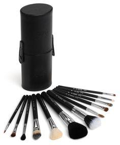 Sigma Beauty - Make Me Classy Black 12 Brush Kit     Sigma Beauty:  http://www.sigmabeauty.com/Sigma_12_Brush_kit_Make_Me_Classy_Black_p/ckc01.htm?Click=58439