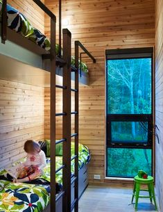 custom made quad bunkbed