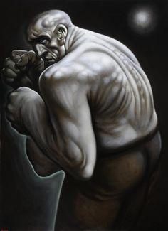 Peter Howson (Quench art commission) http://www.peterhowson.net/