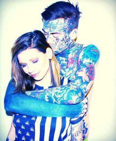Tattoo. Camo. Nuff said.