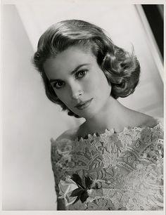 Grace Kelly #Celeb #Portraits #Hollywood #Icons